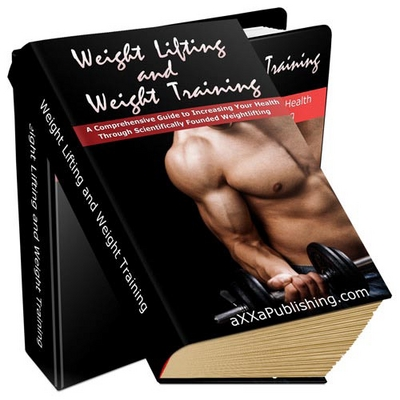 Product picture Weight Lifting and Weight Training with PLR