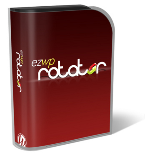 Product picture Ez Wp Rotator Plugin With Mrr