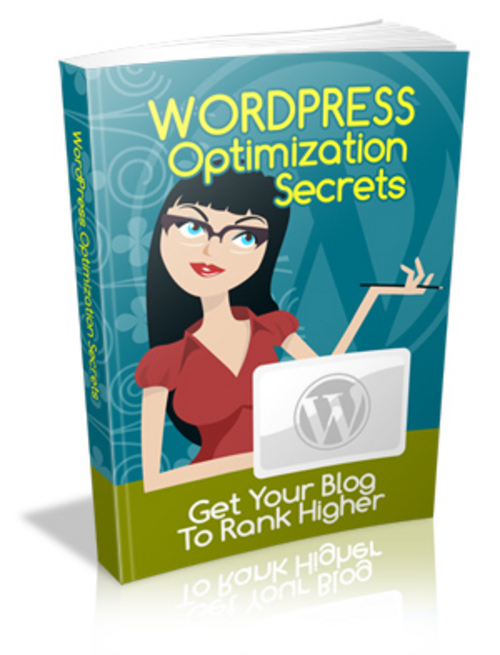 Product picture WordPress Optimization Secrets With Mrr