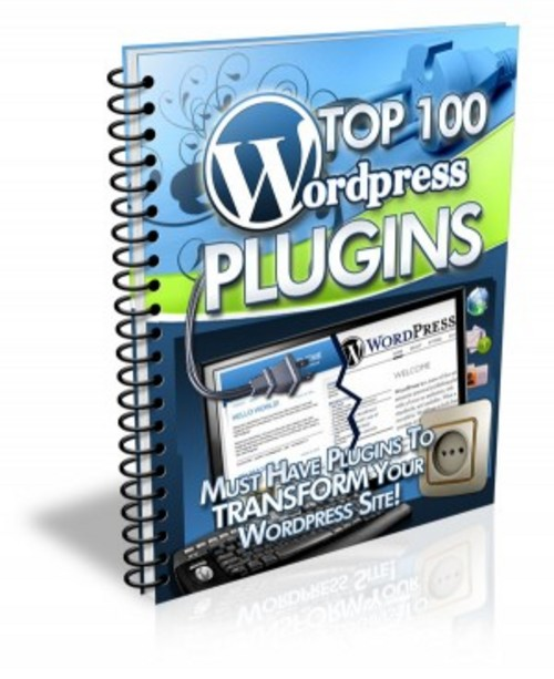 Product picture Top 100 Wordpress Plugins
