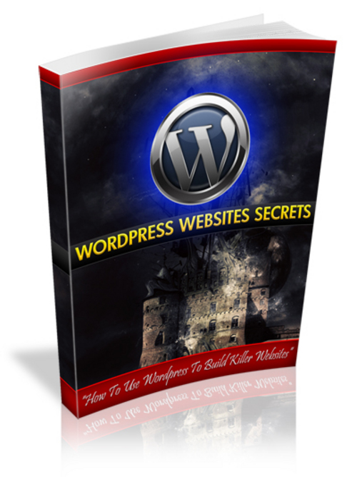 Product picture Wordpress Websites Secrets With Mrr