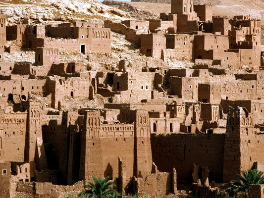 Product picture Ait Ben Haddou, Morocco