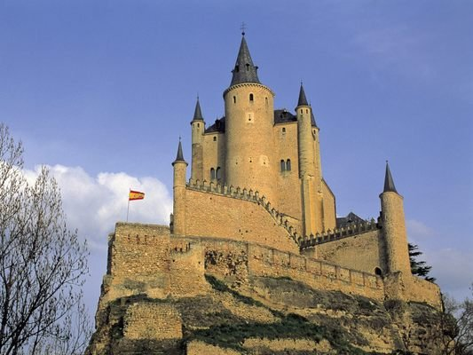 Product picture Alcazar Tower, Segovia, Spain