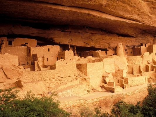 Product picture Anasazi Ruins, Mesa Verde National Park, Colorado